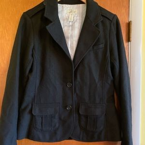 Levi's women's wool blazer size medium